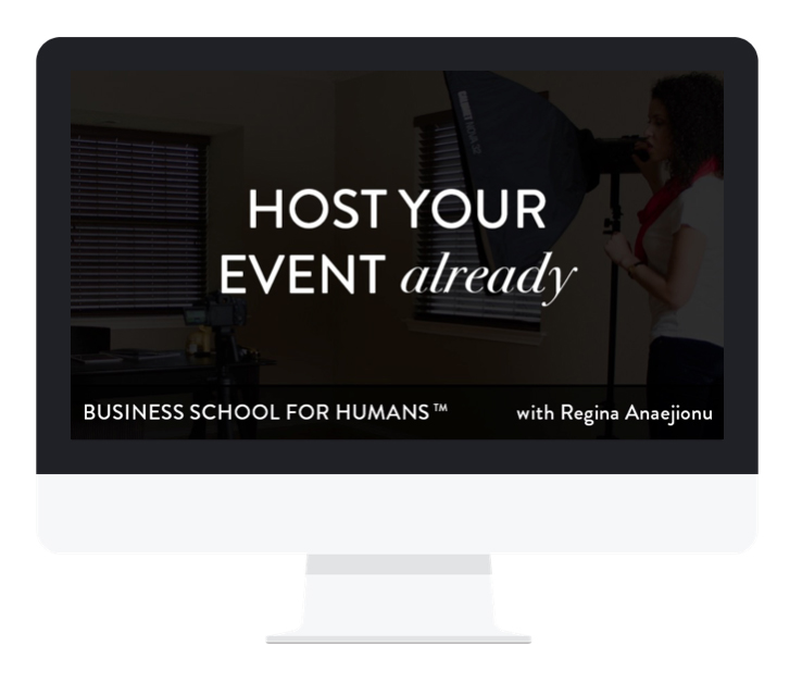 How to host profitable online events and grow your audience at the same time