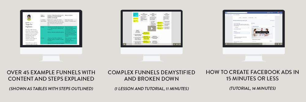 Want to start building sales funnels that feel good and work well?