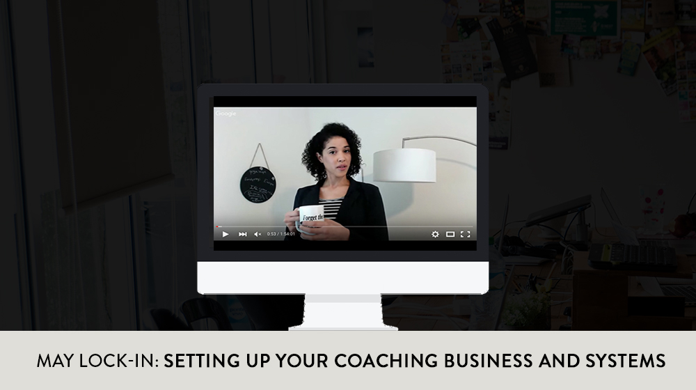 How to set up your online coaching business and systems