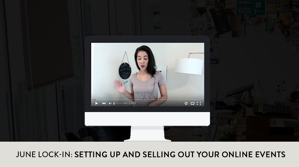 How to set up and sell out your online events