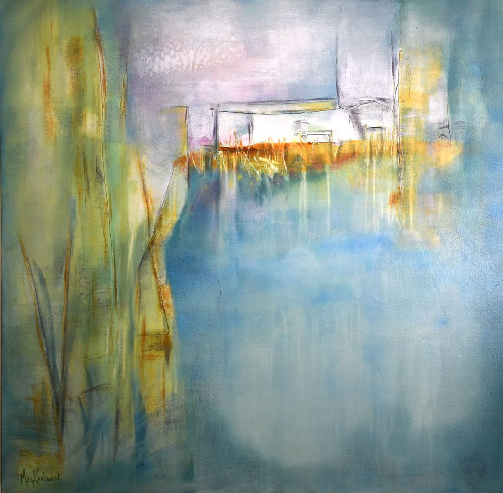 In The Quietest Moments: 40x40