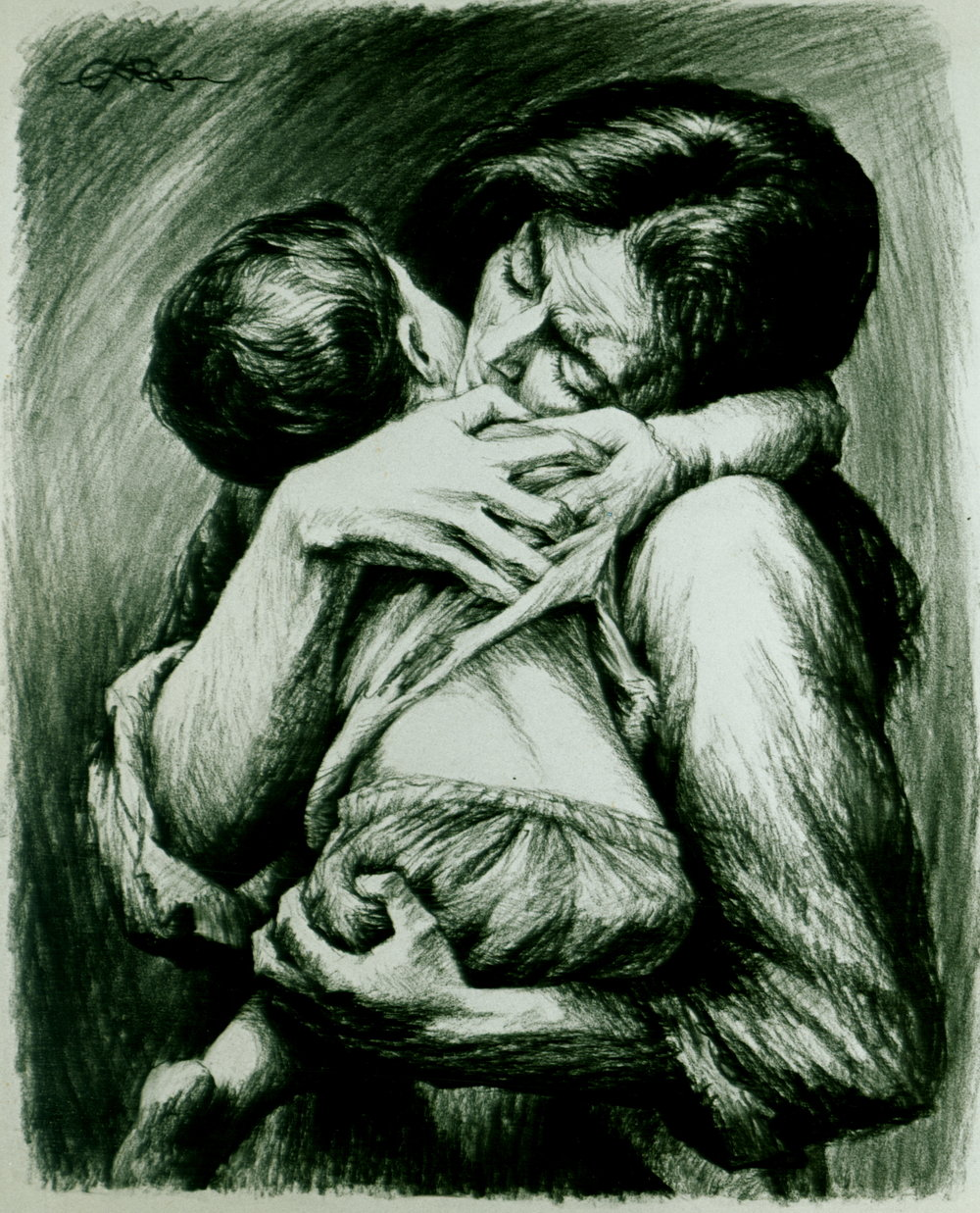 """December 20, 1964 - """"At Christmas Remember the Neediest!"""" (Sketch)"""