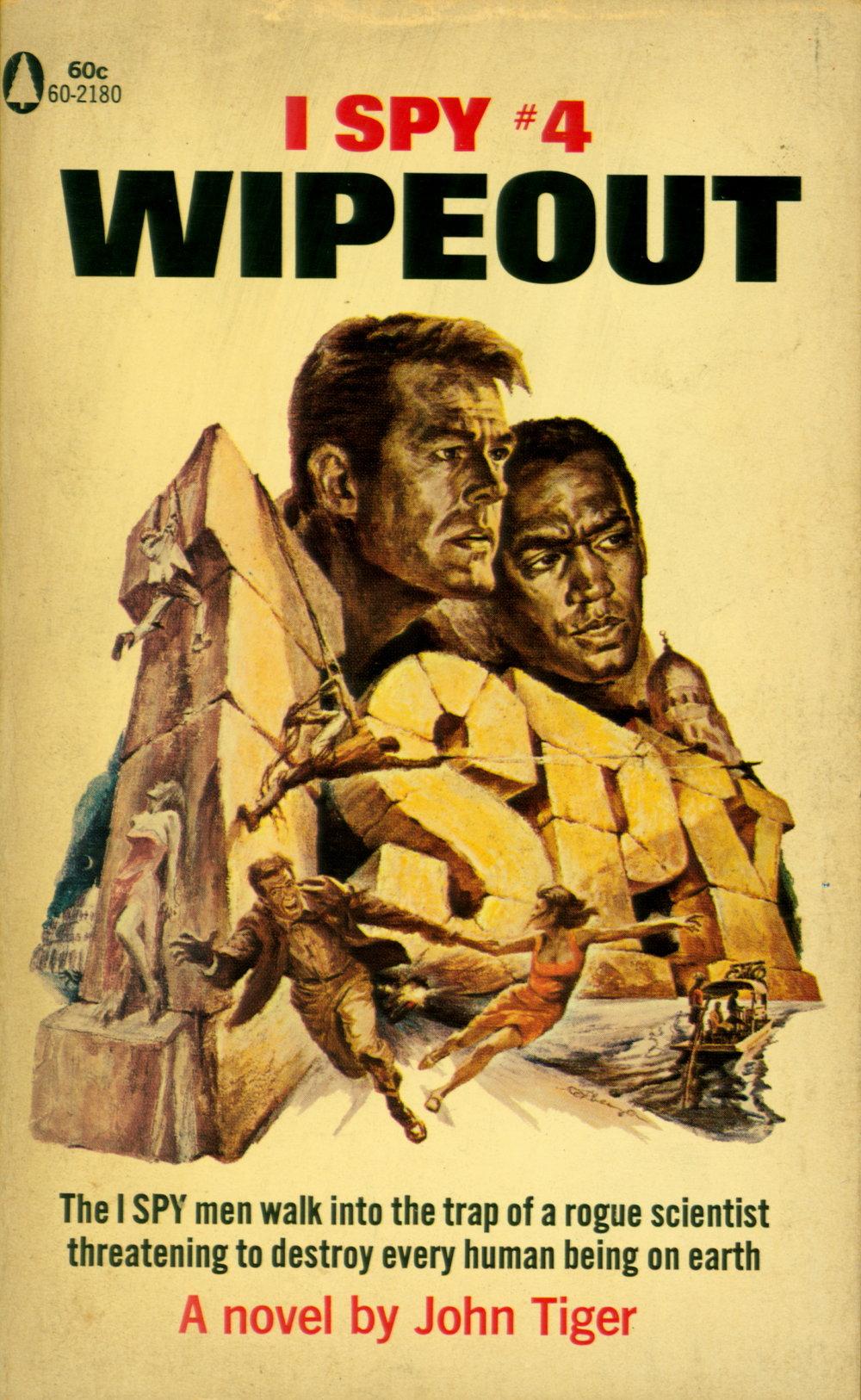 """1967 = I Spy #4 """"Wipeout"""""""