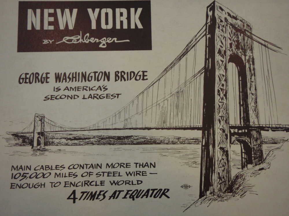 NEW YORK by REHBERGER  1948 #1  Subway Poster - New York Subways Advertising Co..JPG