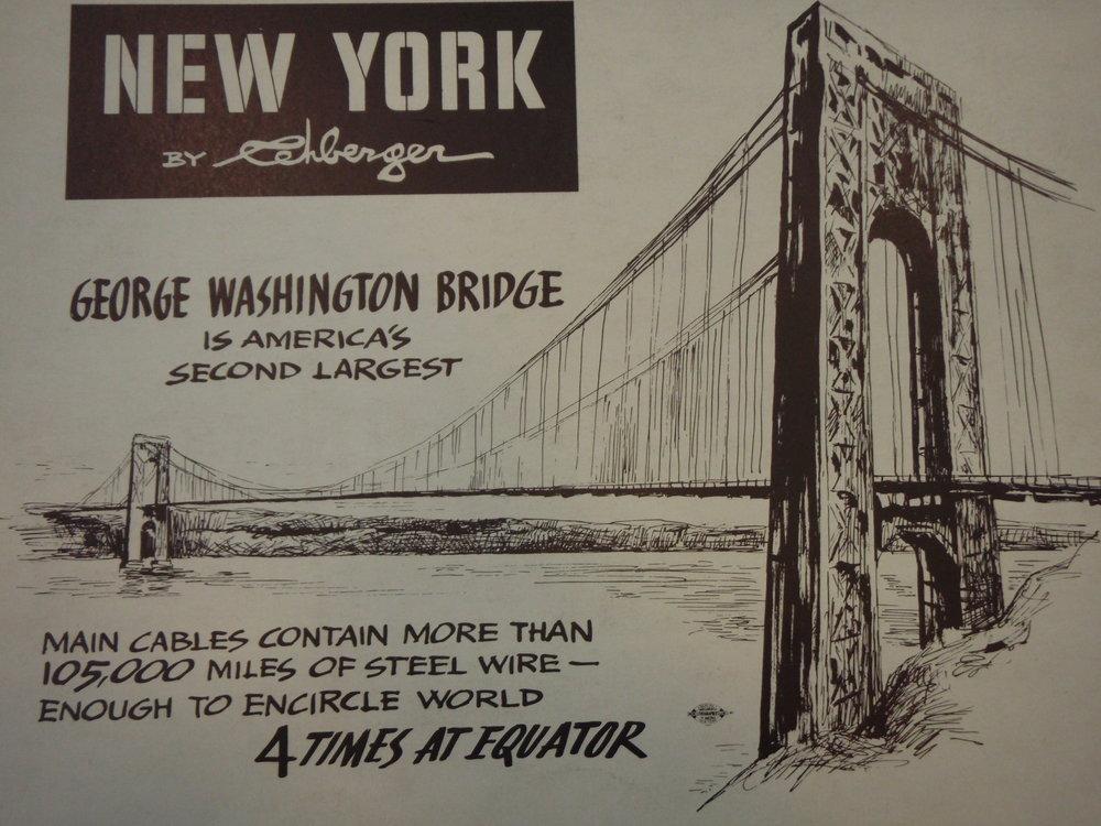 NEW YORK by REHBERGER  1948 #1  Subway Poster - New York Subways Advertising Co..JPG
