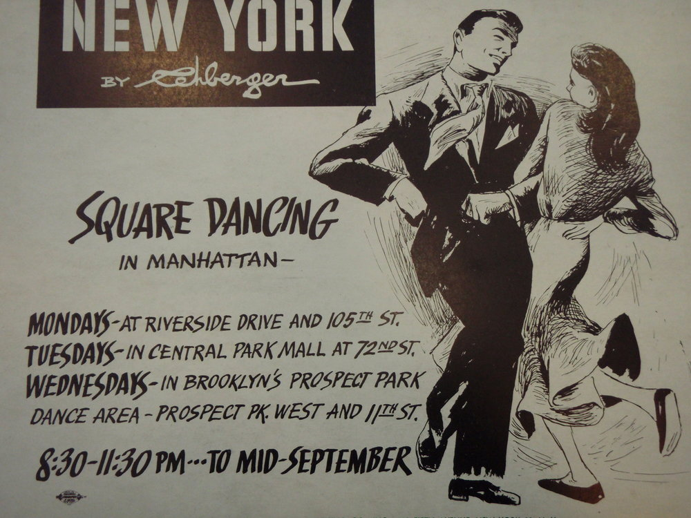 NEW YORK by REHBERGER  1948 #7    Subway Poster  -  New York Subways Advertising Co..JPG