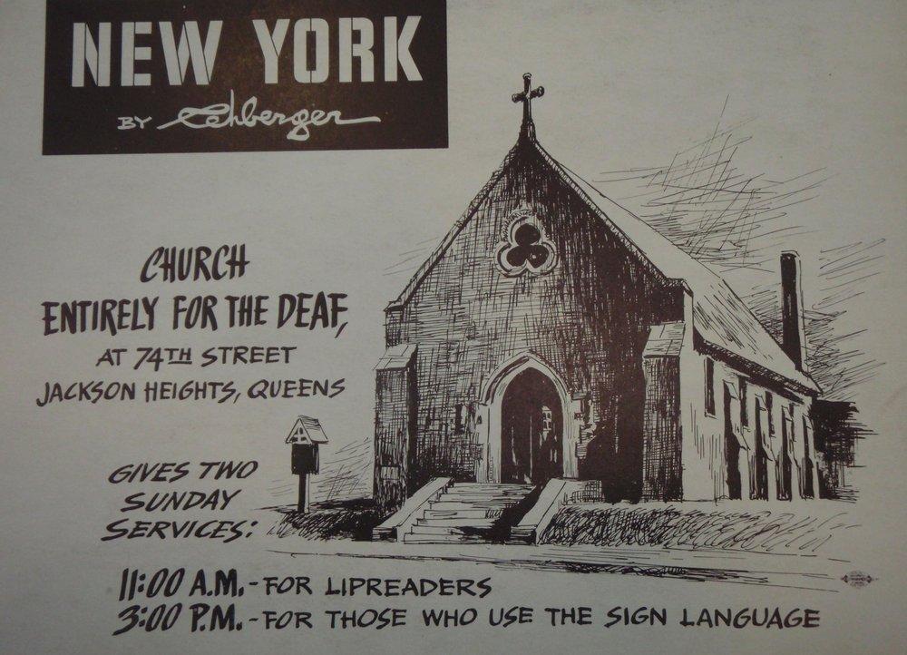 NEW YORK by REHBERGER  1948 #10   Subway Poster  - New York Subways Advertising Co..JPG