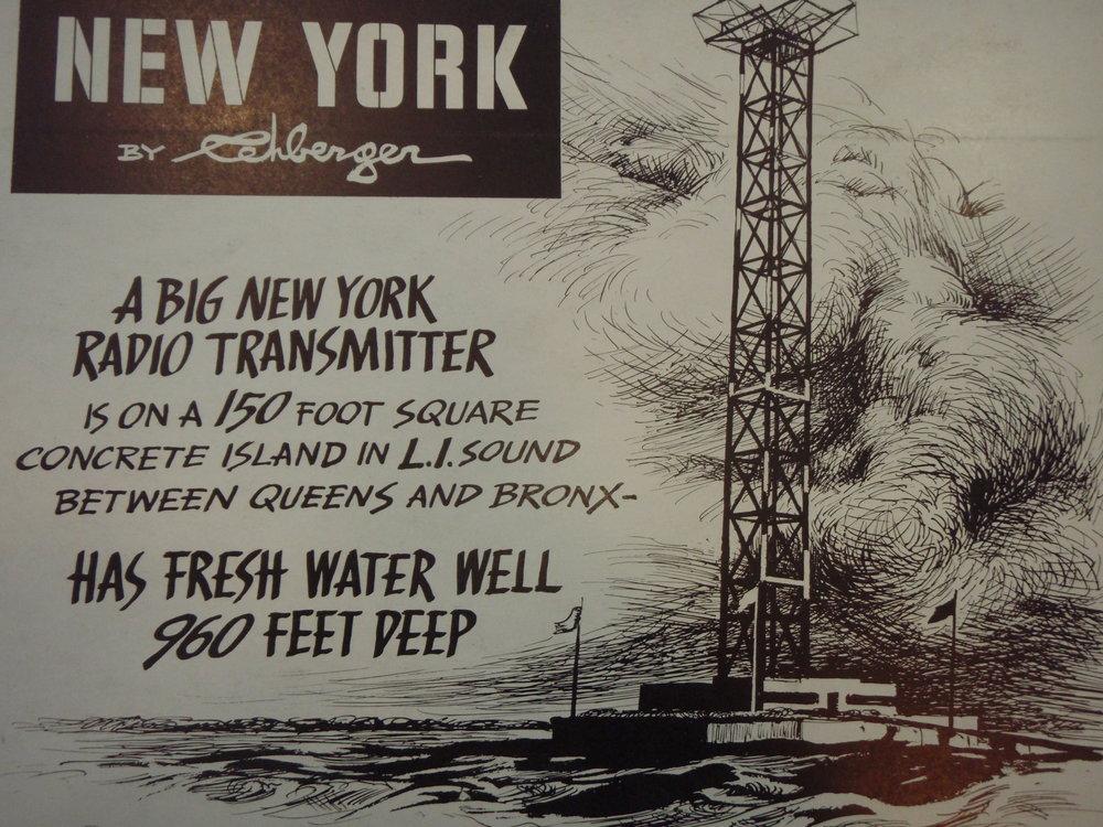 NEW YORK by REHBERGER 1948 #21   Subway Poster  -  New York Subways Advertising Co..JPG