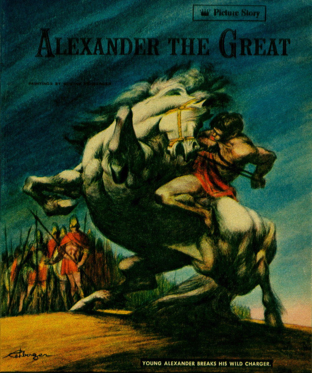 May 1950 - Alexander the Great