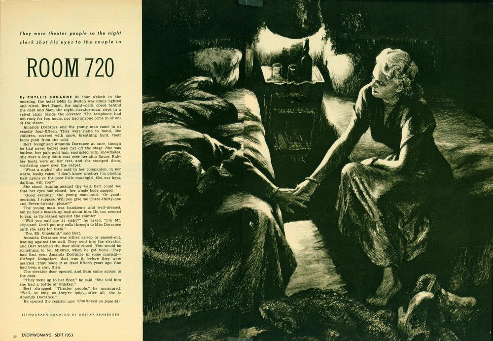 September 1953 - Room 720