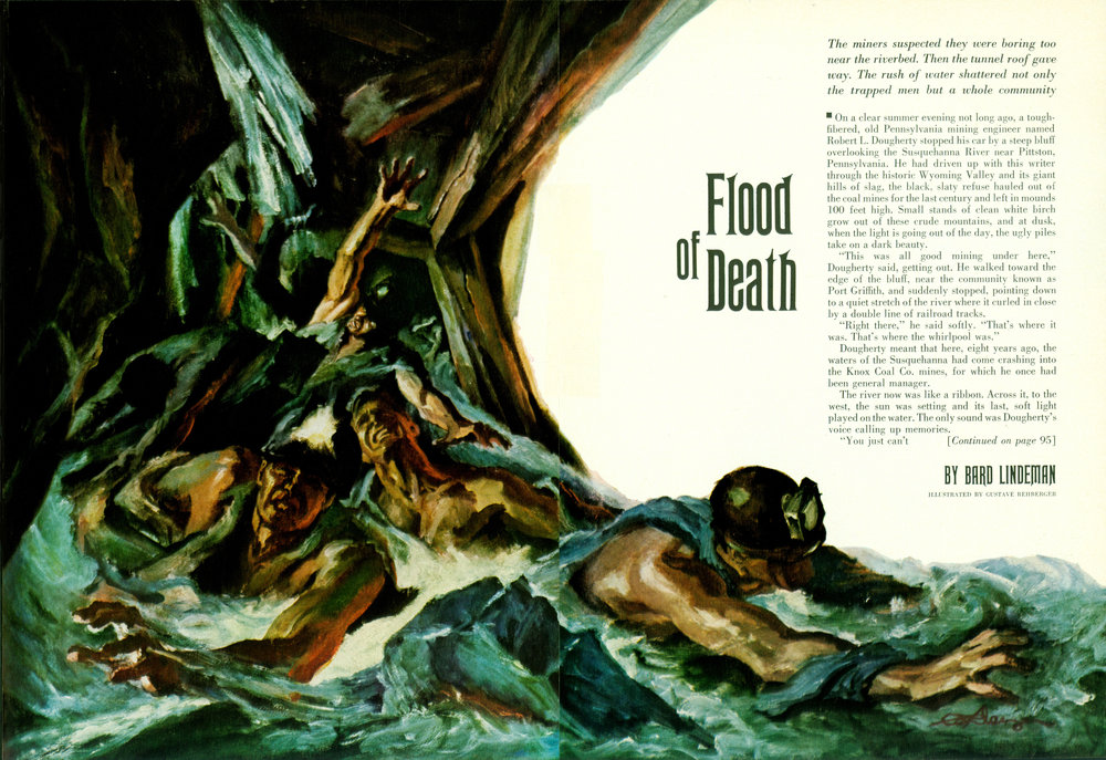 May 1967 - Flood of Death