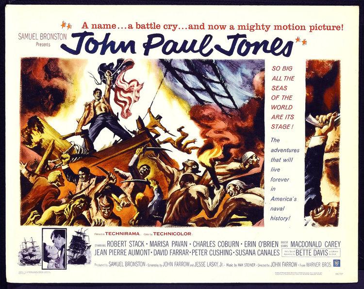 """""""John Paul Jones"""" (Warner Bros.)"""