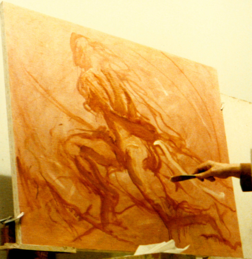 1985 PAINTING the FIGURE #3 1985.jpg