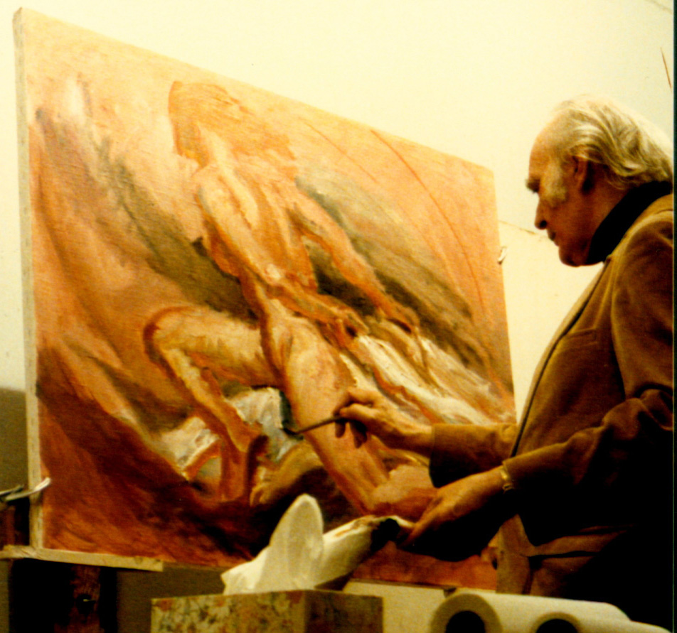1985 PAINTING the FIGURE #8 1985.JPG