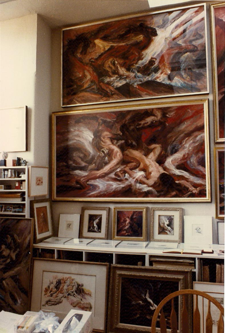 Open Studio 1993