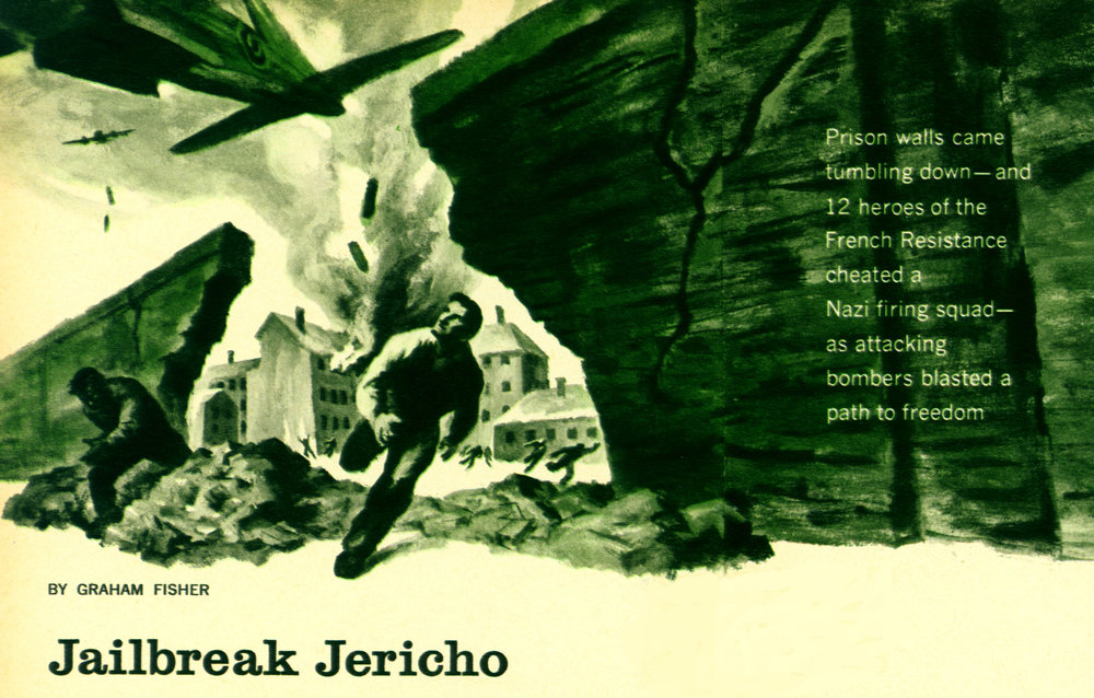 Jan 1961 - Jailbreak Jericho