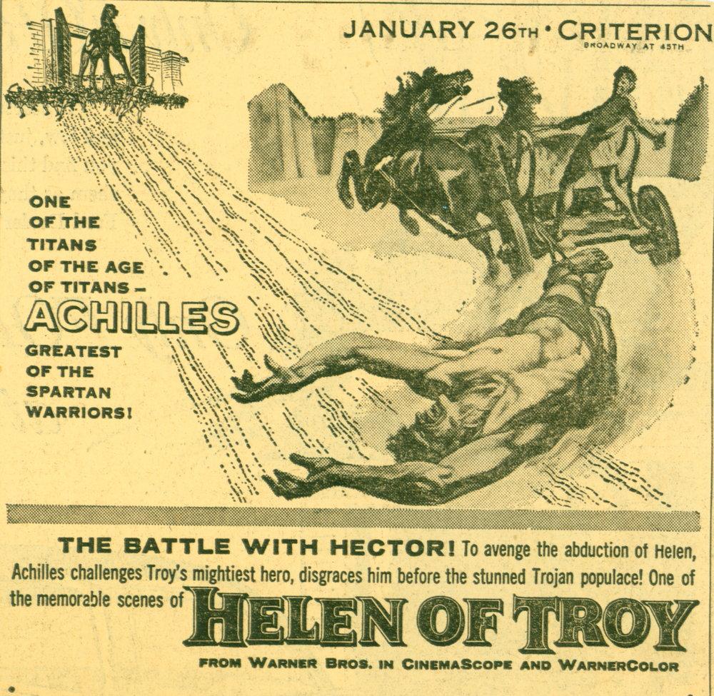 HELEN of TROY - 1956 #2  Warner Bros..JPG