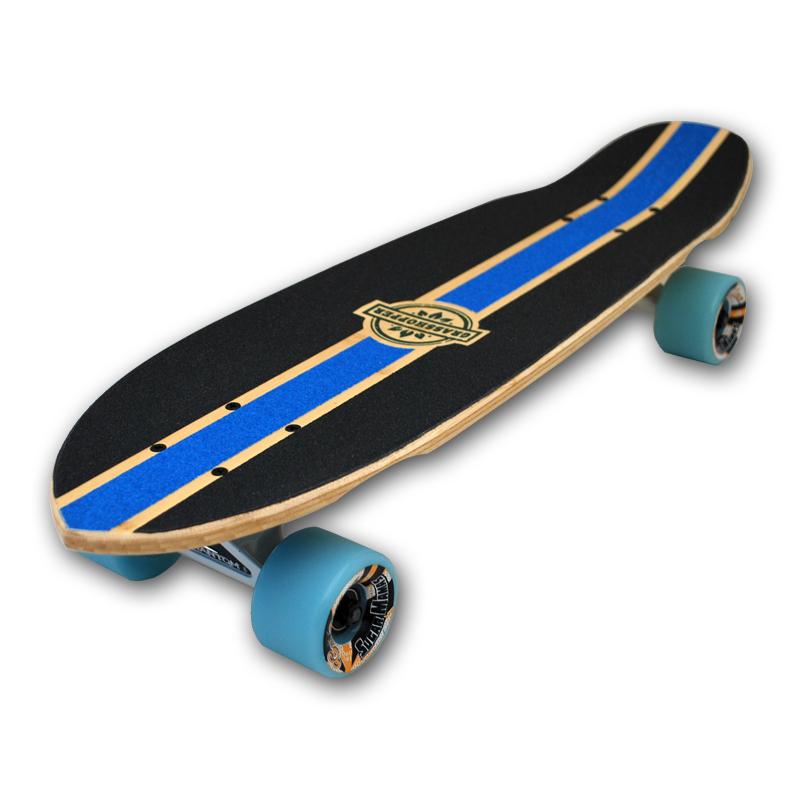 Grasshopper-Skateboard-Shortboard-Mini-cruiser-street-Complete-bamboo-hemp-Blue-pintail-1.jpg