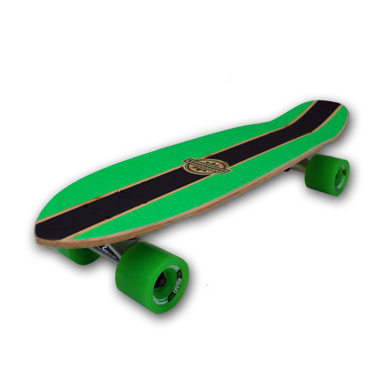 Grasshopper-Skateboard-Shortboard-Mini-cruiser-street-Complete-bamboo-hemp-Green-pintail-4.jpg