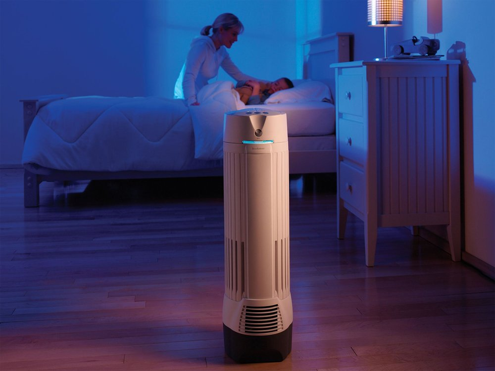 Air Purifier    Brookstone  • client   Set design •  Mari Quirk  _________________________________________________________