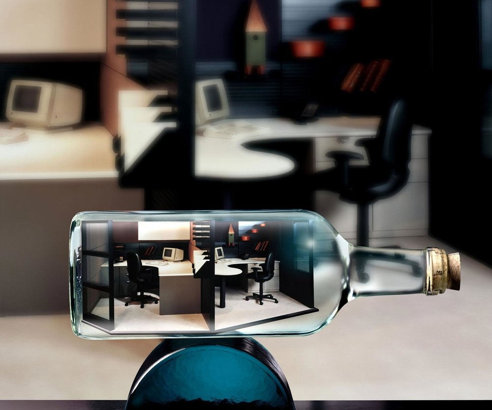 Office in a Bottle