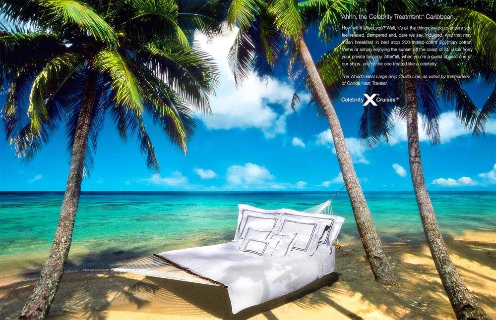Celebrity Treatment Caribbean