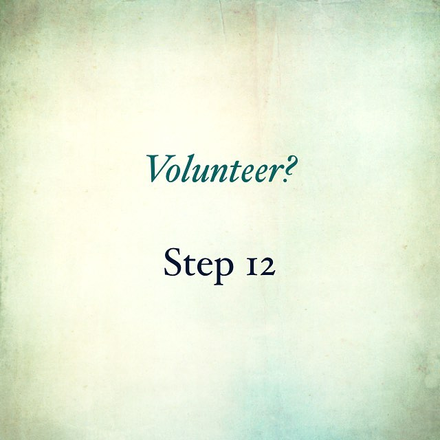I'm looking for a volunteer for a one month stint doing daily scripture/ conference study using the 12 Step Scriptures program and posting about your insights daily here. Private message me for more information.