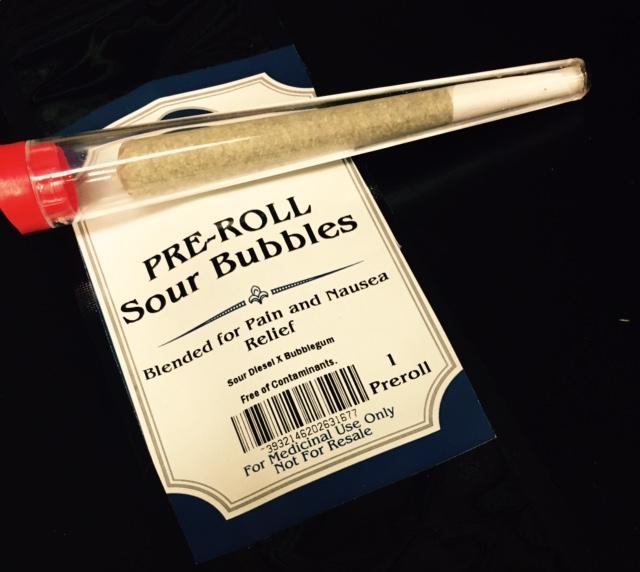 Sour Bubbles Pre-Roll
