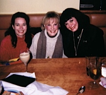 Lunch with June Allyson and Mom Darlene.jpg