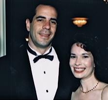 Mark Ferrari and sister Nikki at St. Regis Aspen Gala.jpg