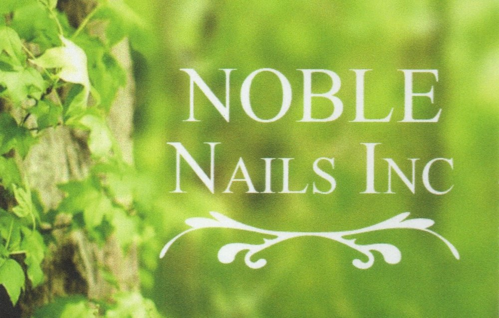 Noble Nails - 609-683-8915