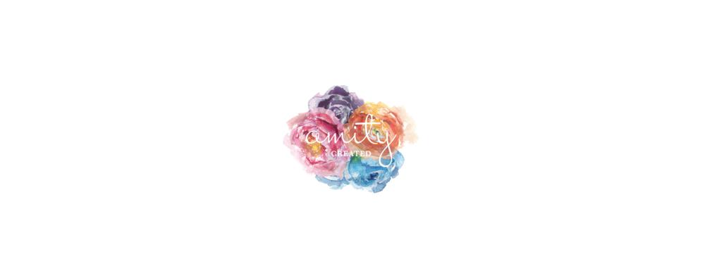 Amity Created Logo Banner