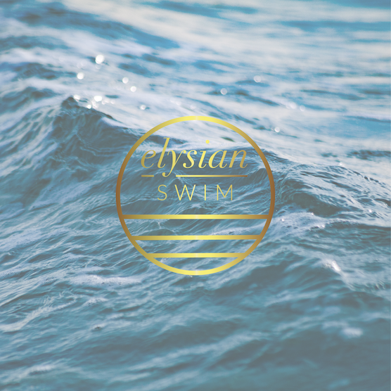 Elysian Swim Logo Mockup
