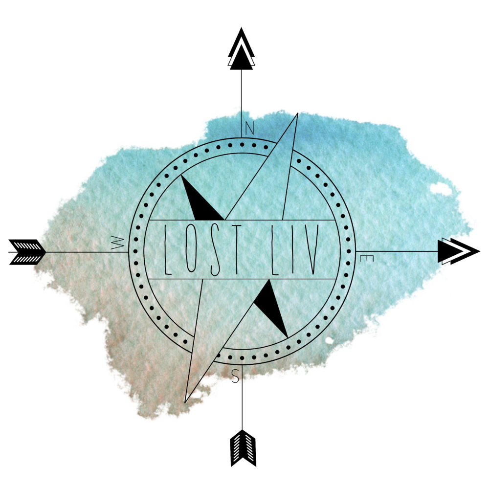 Lost Liv Logo - Kira Hyde Creative Client Work