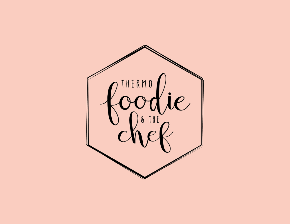 Thermo Foodie Logo Mockups - Kira Hyde