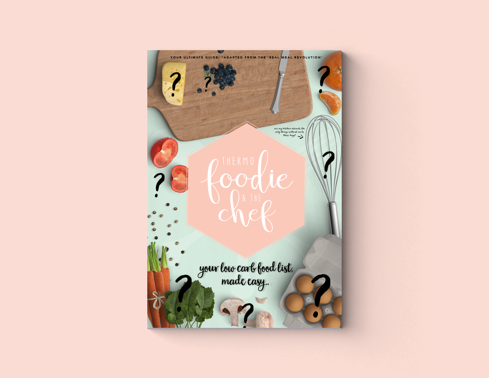 Thermo Foodie Mockups - Kira Hyde