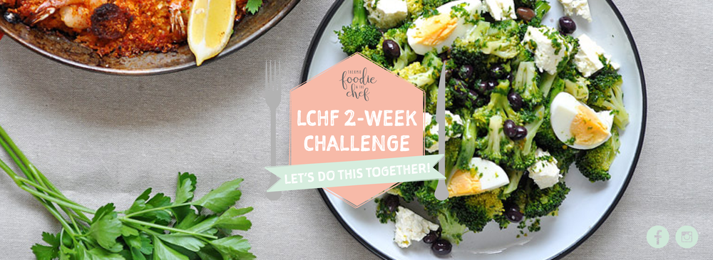 Thermo Foodie and the Chef 2-Week Challenge Banner - Kira Hyde