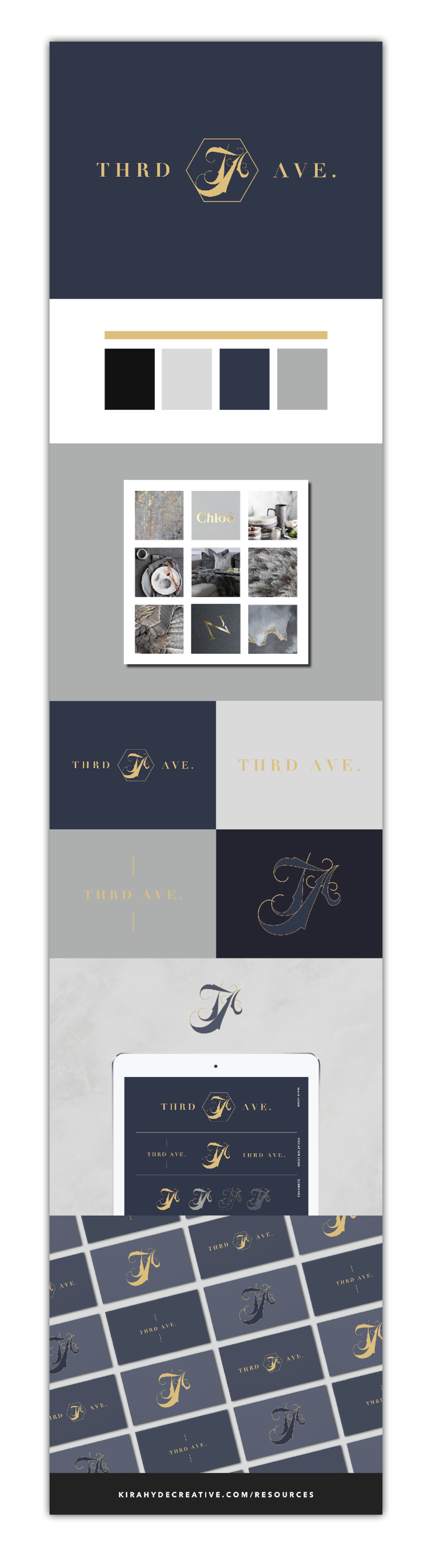 Third Avenue - Kira Hyde Creative