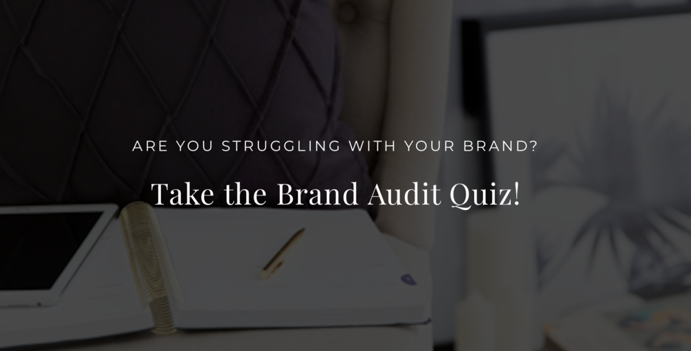 The Brand Audit Quiz