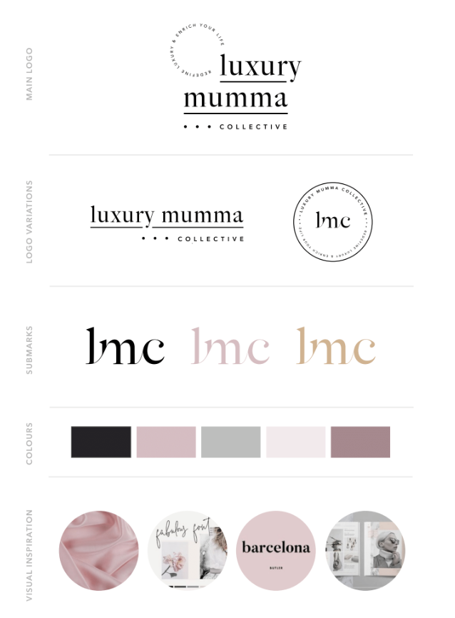 Luxury Mumma Collective - KH Creative
