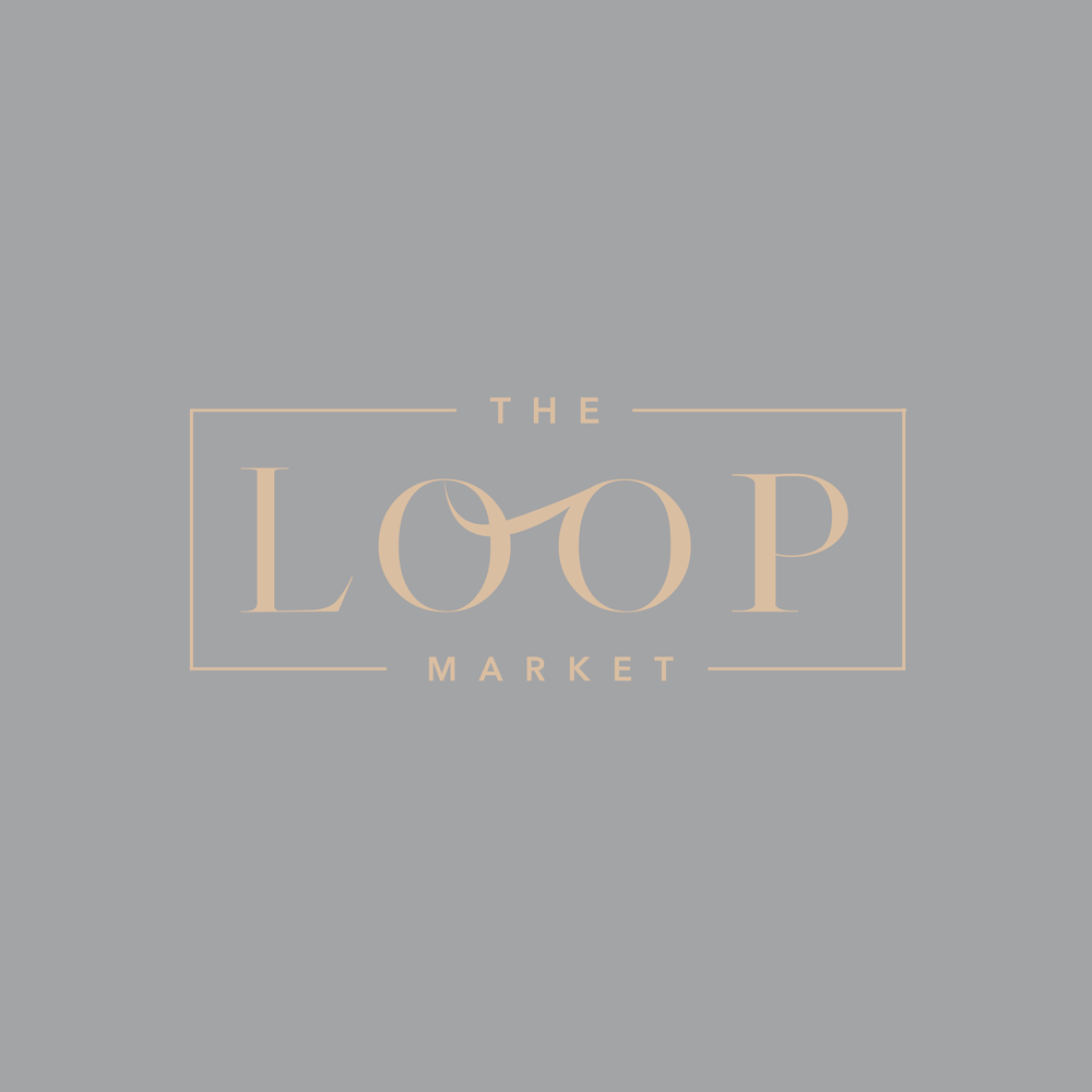 The Loop Market Brand & Logo - Kira Hyde Creative