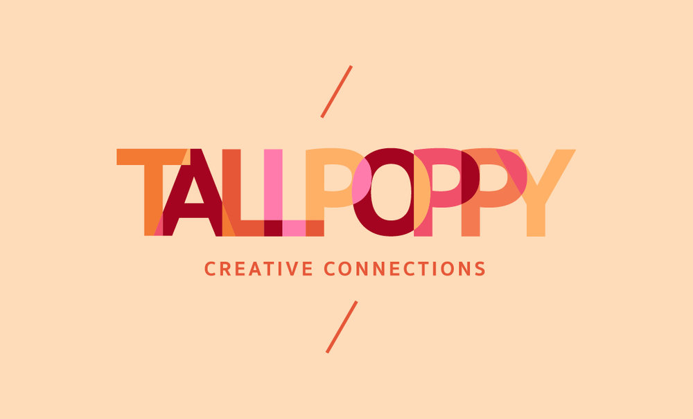Tall Poppy Creative Connections Bendigo - Kira Hyde Creative