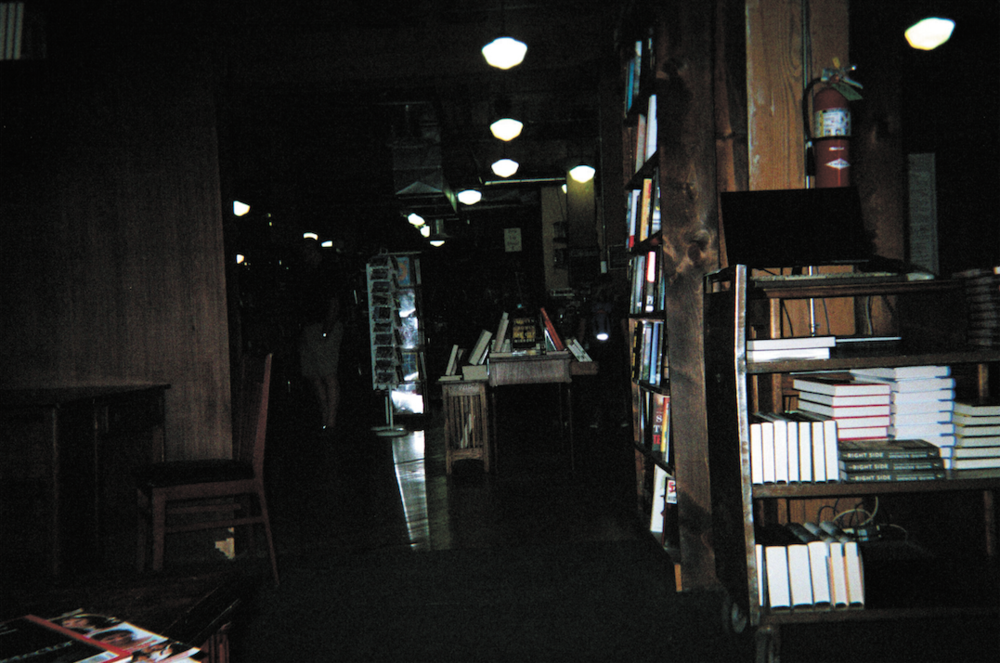 Inside the LoDo Tattered Cover