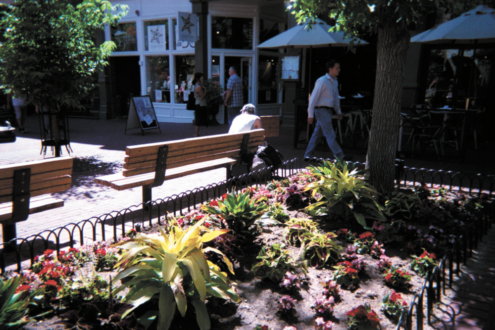 Pearl Street Mall, Boulder