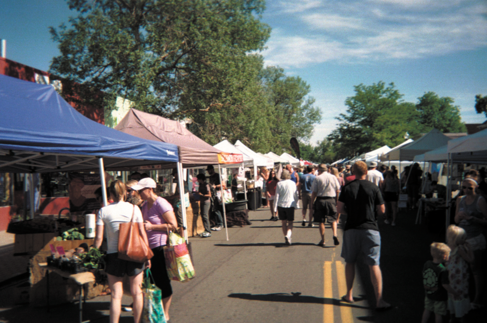 South Pearl Street Farmers Market