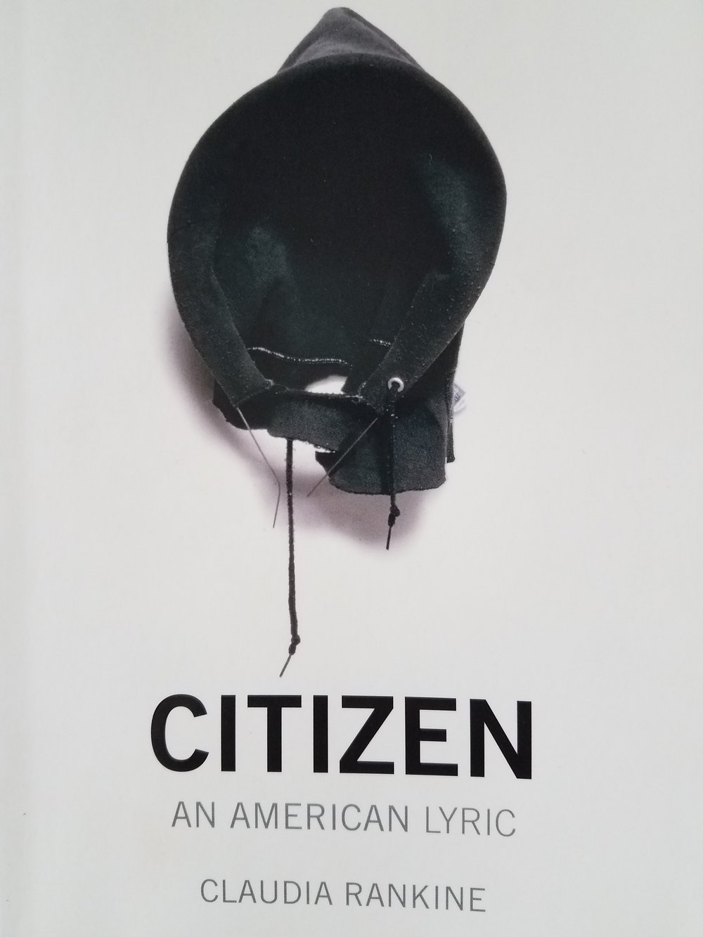 """Citizen: An American Lyric"" by Claudia Rankine. Rankine will visit Denver this month for a public discussion on the book and race in contemporary society. Credit: S.E. Fleenor"