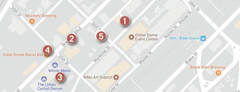 Discover Denver Rino Galleries The Denver Voice