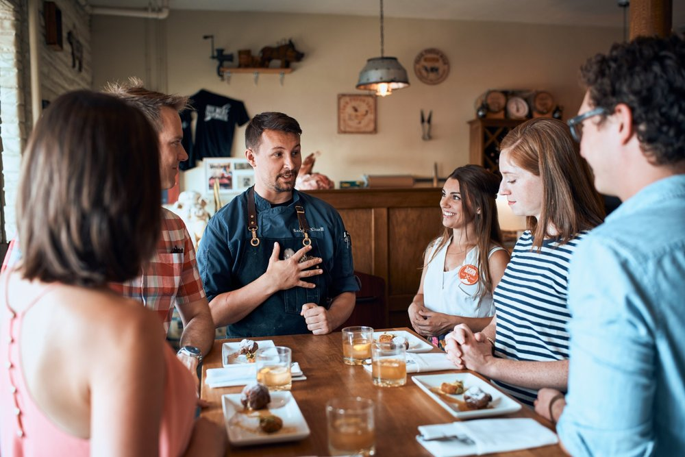 Delicious Denver Food Tours - Interview by Bo Crew