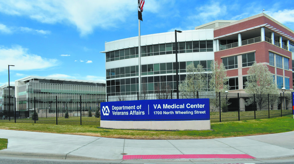 The Rocky Mountain Regional VA Medical Center, which opened last year in Aurora. (Credit: Sarah Ford)