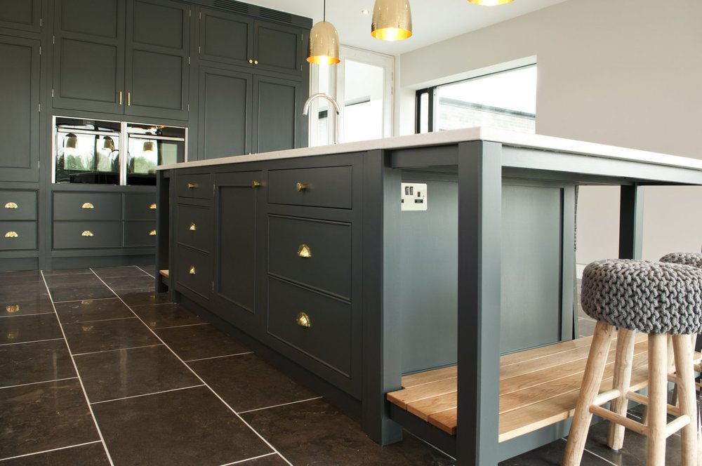 handmade bespoke handcrafted kitchens